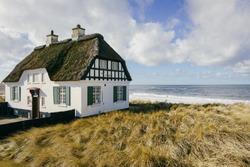 Beach house in Jutland - Denmark