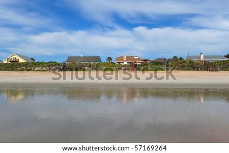 Beach houses in St. Augustin
