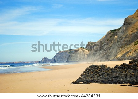 Beach in Portugal - Algarve