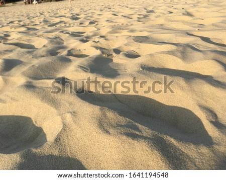 Beach in the Bay of Clear Water Hainan island