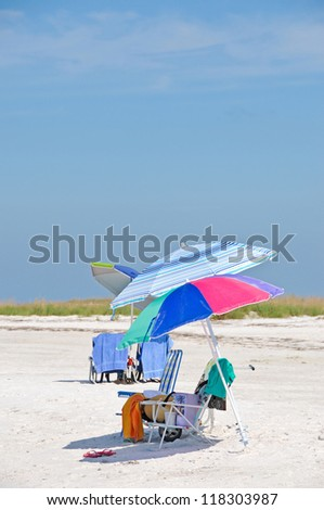 Beach Items for Enjoying a Day at the Beach