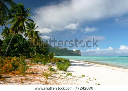 Beach like a dream.....Maupiti, French Polynesia, Society Islands