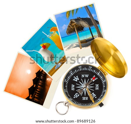 Beach maldives images and compass - nature and travel (my photos)