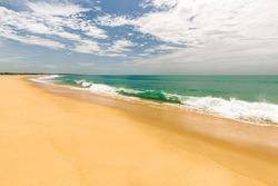 Beach near Arugam Bay, Sri Lanka