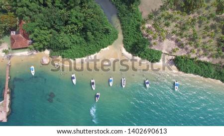 beach of Camiranga - Big Island - Angra dos Reis - Rio de Janeiro - Brazil