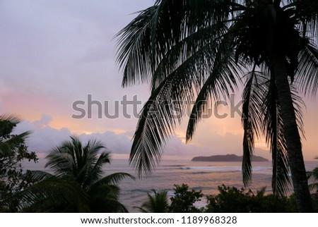 Beach of Santa Catalina, Province of Veraguas, Panamá