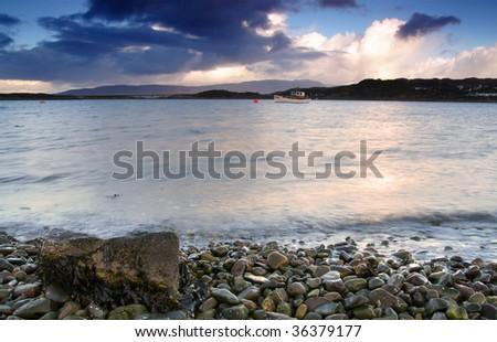 beach on isle of skye