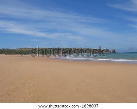 Beach. Photo from Wilsons Promontory National Park (Australia, Victoria)
