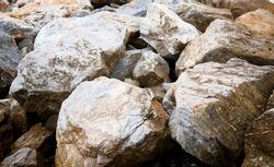 Beach sea rocks texture