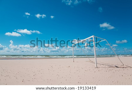 Beach Soccer/Football