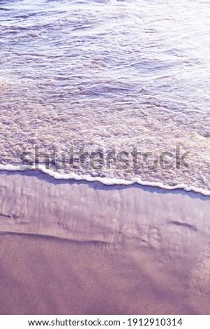 Beach Waves Pink Sand, Pink Purple Aesthetic Colour Beach Sand Waves, Beach Wave, Ocean Sunset Wave, Coastal Sunset Pink Purple Waves, Nautical Ocean Photography, Sand Ocean Beach Sunset, Pink
