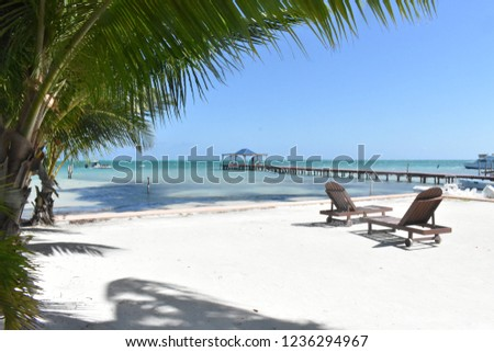 Beache holidays in Belize #1236294967