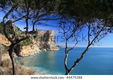 Beaches close to Alicante (Spain)