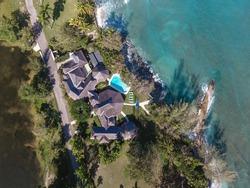 Beachfront Home in Montego Bay