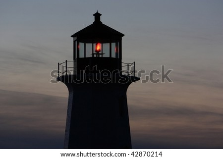 Beacon in the night