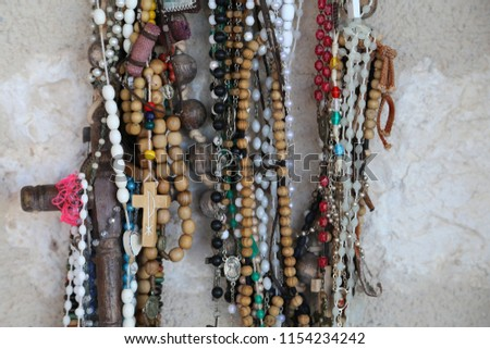 Beads and rosary beads #1154234242