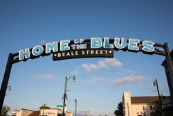 Beale Street is a street in Downtown Memphis, Tennessee, which runs from the Mississippi River to East Street.
