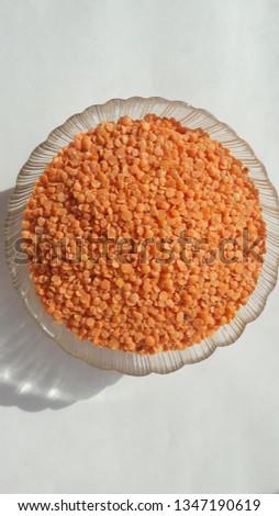 bean lentil salad  #1347190619