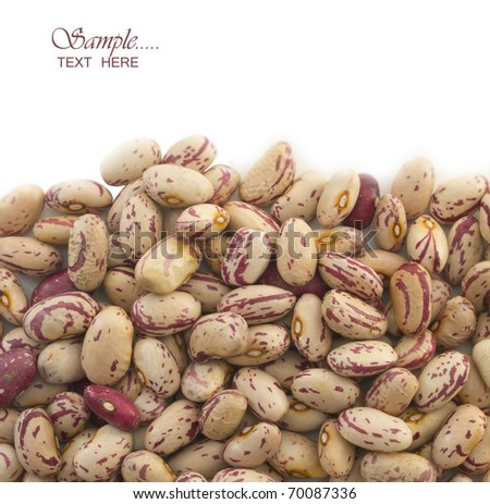 beans, closeup, background