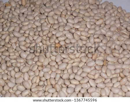 beans, navy bean, pea bean, white bean,   #1367745596