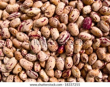 Beans texture