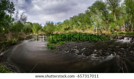 Bear Creek Park, Lakewood, Colorado.