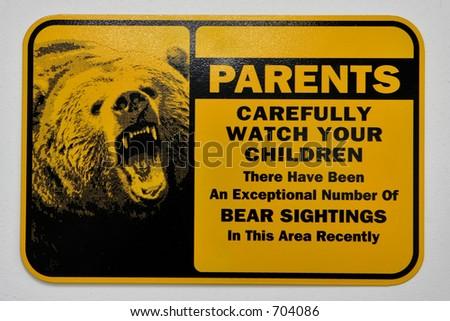 sinal do urso