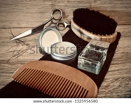 beard and mustache accessories