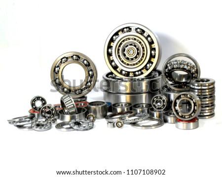 bearings for heavy loads
