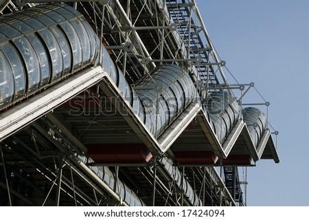 beaubourg pompidou Paris