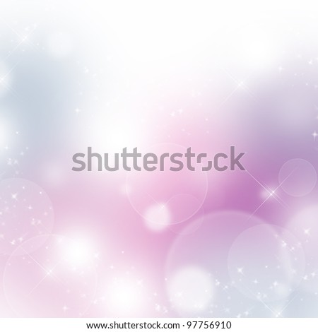 Stock Photo Beautiful abstract background of holiday lights