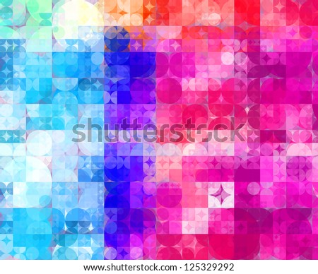 Beautiful abstract background of pink purple blue