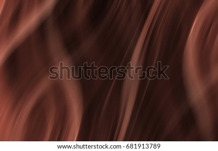 Beautiful abstract red illustration for fashion design. - Shutterstock ID 681913789