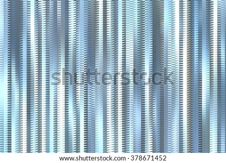 Beautiful abstract vertical blue background with lines #378671452