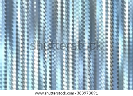 Beautiful abstract vertical blue background with lines #383973091