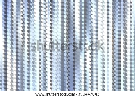 Beautiful abstract vertical blue background with lines #390447043