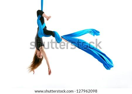 Beautiful acrobatics