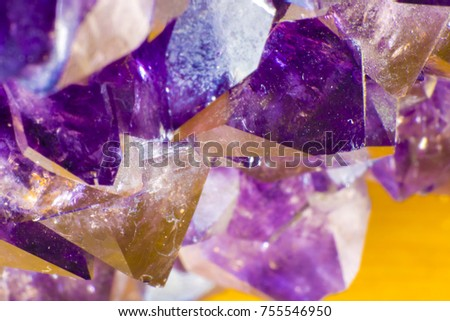 beautiful amethyst texture #755546950