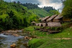 Beautiful and cooling place to visit Kuala Mu located at Sungai Siput (u) Perak
