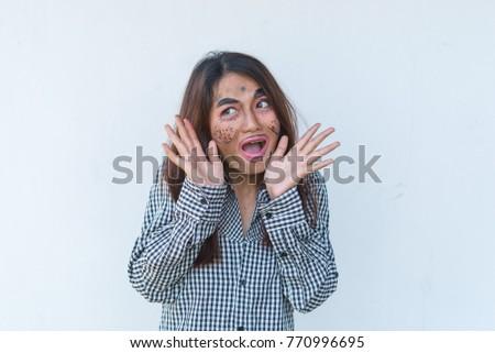 Hardcore interracial bang with hot ebony