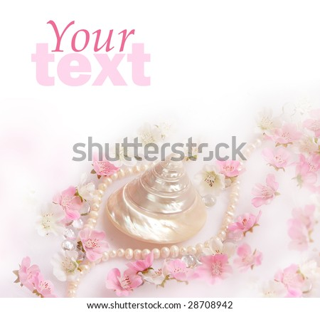 wedding flowers background. Beautiful ackground with