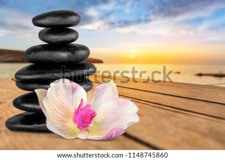 Beautiful Balance concept #1148745860