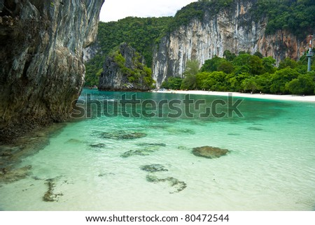Beautiful Sea Beach Beautiful Beach at Andaman Sea
