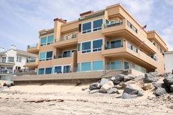 Beautiful beach front condos Imperial Beach California