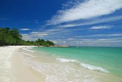 Beautiful beach , Samed island , Thailand