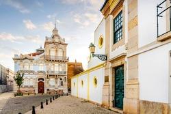 Beautiful Belmarco Mansion in the city center of Faro, Algarve, Portugal