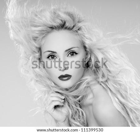 beautiful blonde,