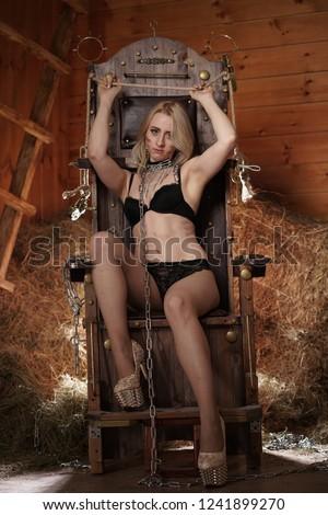 Leila knight nude