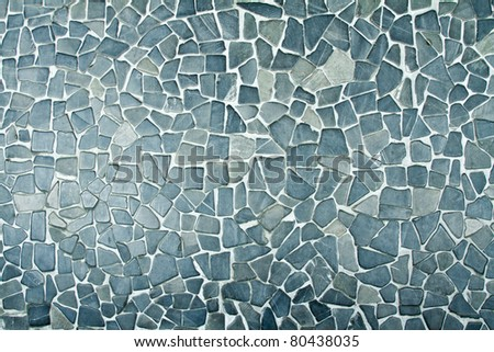 beautiful blue stone background texture