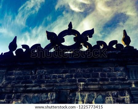 beautiful building architecture  #1225773415